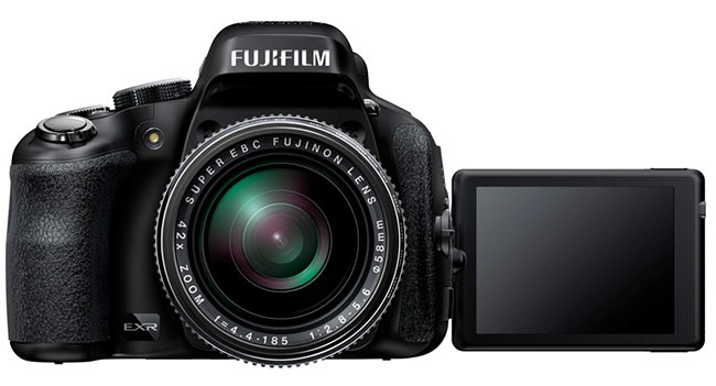 Fujifilm представила новую линейку цифровых фотокамер