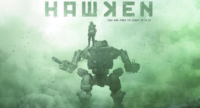 Hawken: боевые пляски роботов