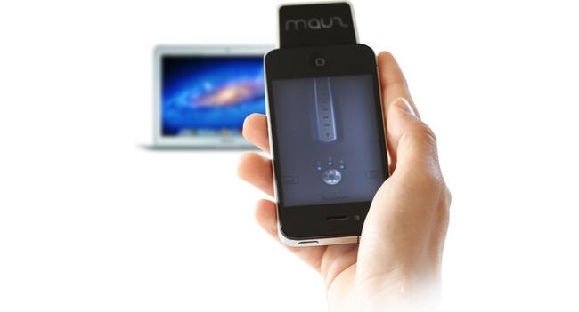 Mauz превратит смартфон в универсальную мышь