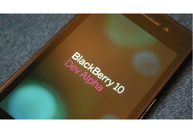 Для BlackBerry 10 было создано 15 тысяч приложений менее чем за два дня