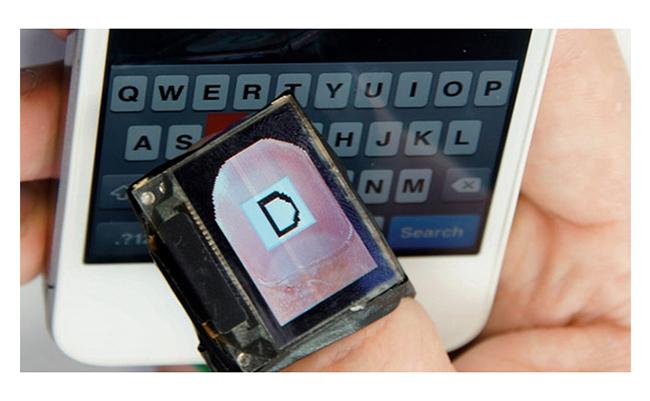 Новая разработка может сократить количество случайных нажатий на сенсорном дисплее