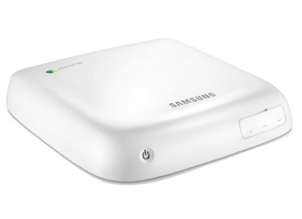 Samsung обновила дизайн Chromebox Series 3