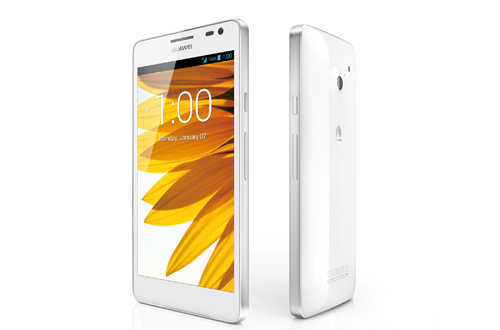 Huawei Ascend D2 - Full HD-дисплей, 13-мегапиксельная камера и Android 4.1