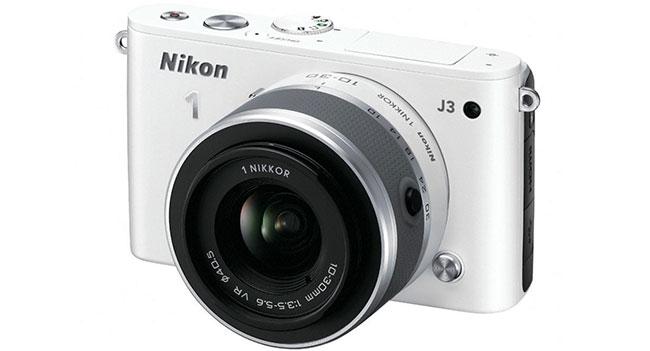Nikon представила две системные камеры и два объектива с системой крепления Nikon 1