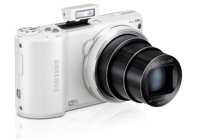 Samsung привезла на CES шесть новых компактных камер