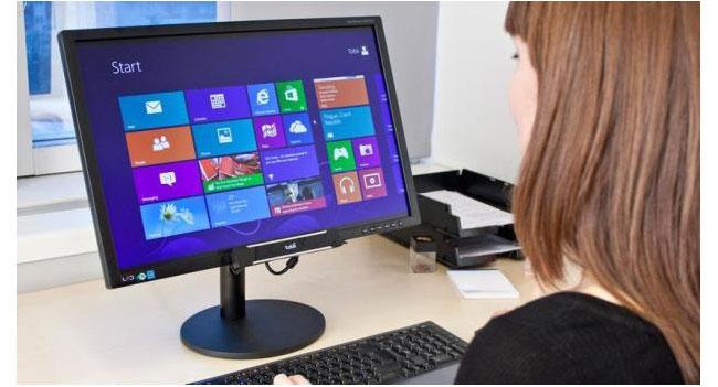 Tobii разработала устройство REX для управления компьютером при помощи взгляда