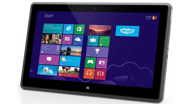 Vizio показала на CES 2013 свой первый планшет с Windows 8