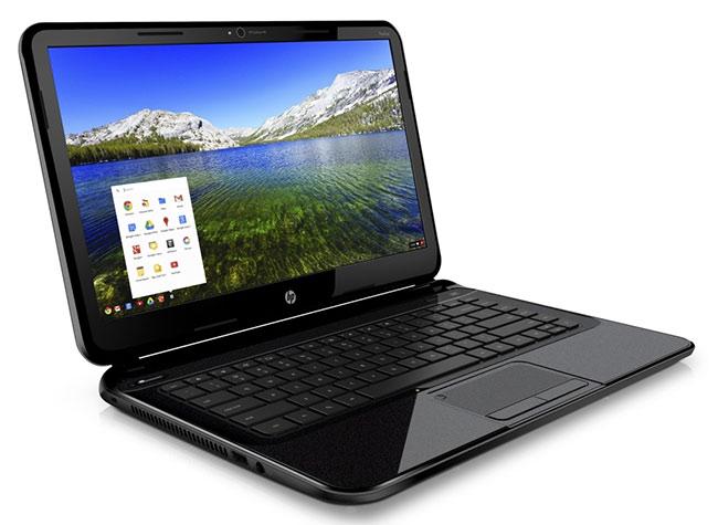 HP представила свой первый хромбук Pavilion 14: большой дисплей, маленькая батарея