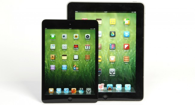 Дисплей в iPad mini 2Gen по плотности будет идентичен экрану в iPhone 5