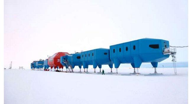 Создана передвижная научно-исследовательская станция для изучения Антарктиды
