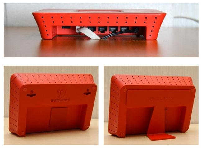 Almond+ - Wi-Fi роутер с сенсорным дисплеем, поддержкой IEEE 802.11ac и систем умного дома