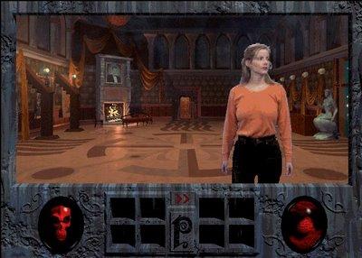 Phantasmagoria – ярчайший представитель модного в середине 1990-х жанра «видеоквест»