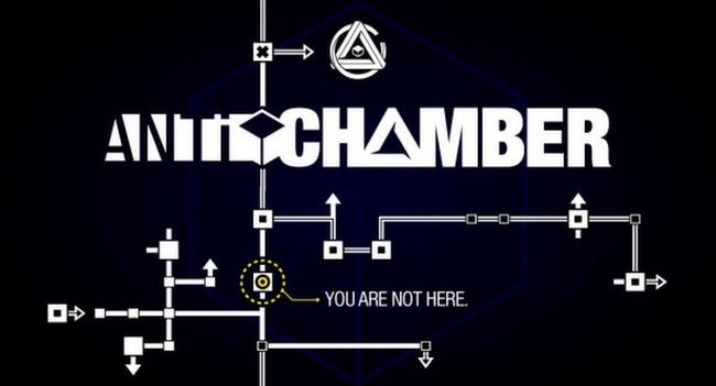 Antichamber: лабиринт Эшера