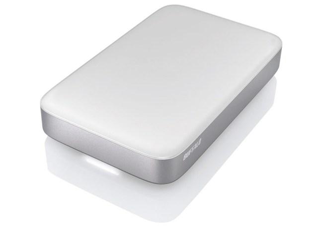 Обзор Buffalo MiniStation HD-PA500TU3: универсальный накопитель с USB 3.0 и Thunderbolt