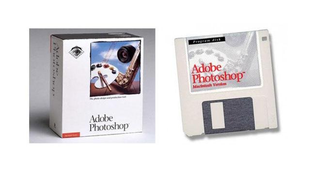 Исходный код первой версии Photoshop размещен в Музее компьютерной истории