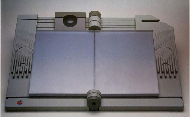 Планшетный компьютер Apple Knowledge Navigator – концепт прародителя iPad