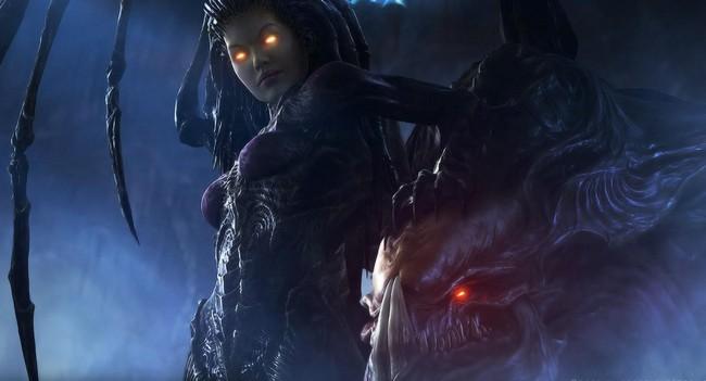 StarCraft 2: Heart of the Swarm – Да здравствует королева!