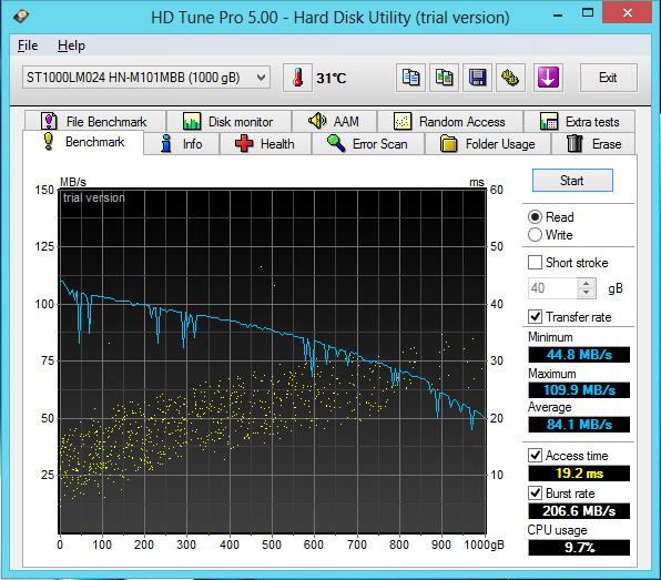 Samsung_DP700A3D_HD_tune