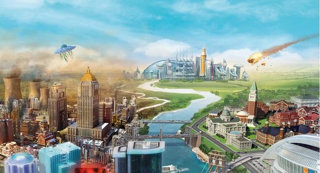 SimCity: городу нужен красивый мэр!