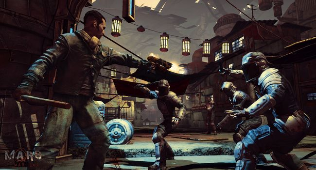 Игровое видео: Survarium, Metro: Last Light, Mars: War Logs, Splinter Cell Blacklist, Neverwinter - ITC.ua