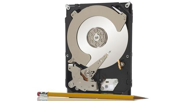 Seagate начала продажи HHD емкостью 4 ТБ на базе 4 магнитных пластин