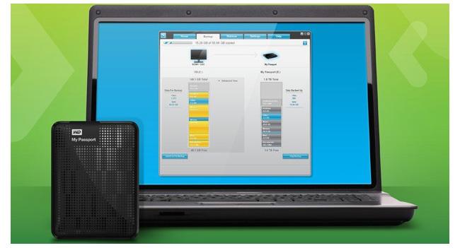 Western Digital выпустила ПО WD SmartWare Pro для резервного копирования данных