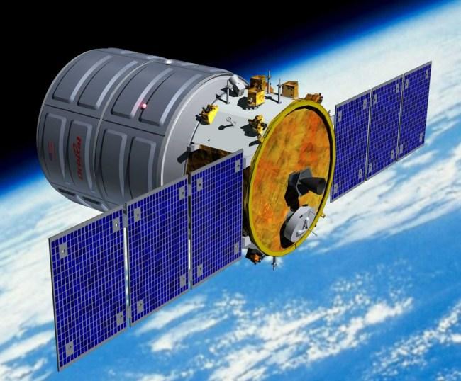 Грузовому кораблю Orbital Sciences Cygnus еще только предстоит побывать в космосе – вместо него туда летал пока лишь макет