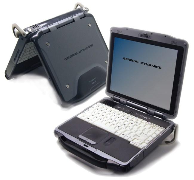 Ноутбуки и КПК для Вооруженных сил США традиционно поставляет компания General Dynamics