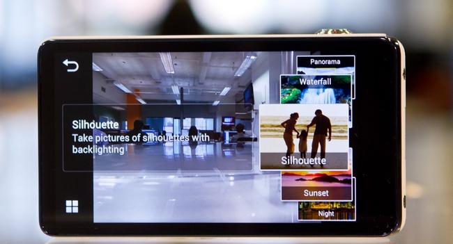 Опыт эксплуатации: семь дней с Samsung Galaxy Camera