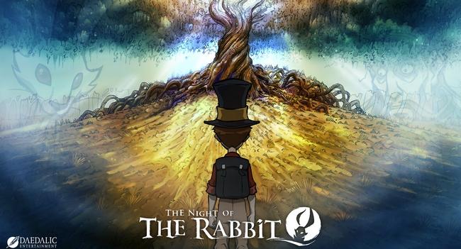 The Night of the Rabbit, или как стать волшебником