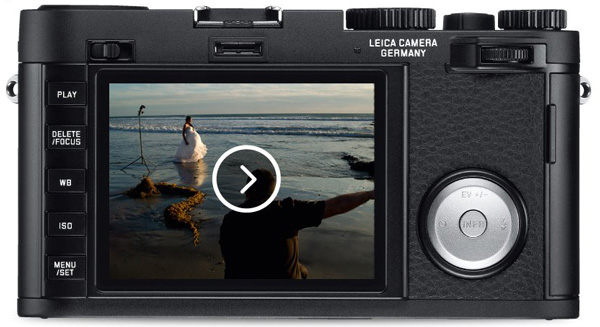 Leica начала продажи фотокамеры X Vario с APS-C сенсором