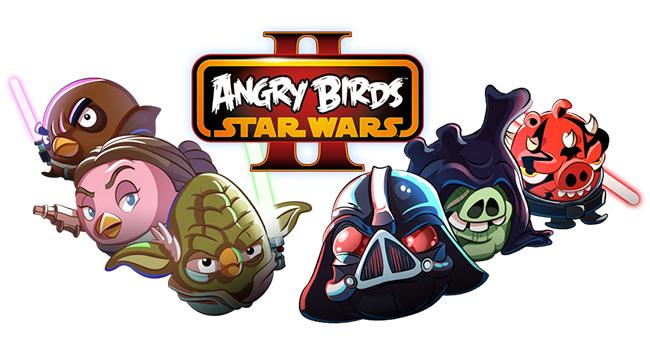 Анонсирована игра Angry Birds Star Wars II