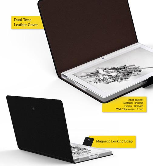 Adam II - 10-дюймовый Android-планшет от Notion Ink