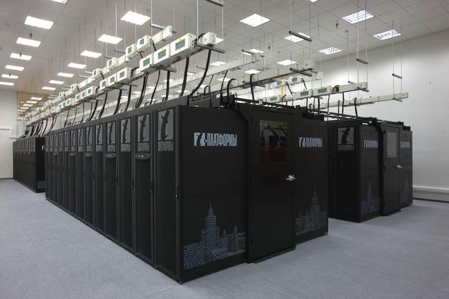 Флагманский российский суперкомпьютер назван в честь ученого-естествоиспытателя Михаила Ломоносова
