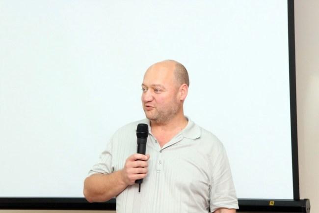 Юрий Погребняк – директор по развитию бизнеса в Украине