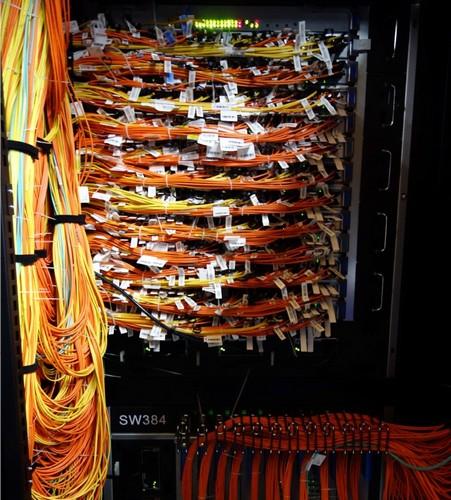 Локальная сеть Tianhe-2