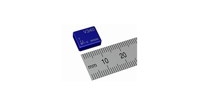 Epson разработала самый маленький в мире инерционный измерительный блок