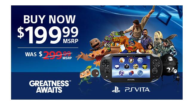 Sony снижает цены на консоль PlayStation Vita и карты памяти к ней