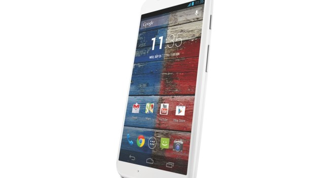 Глава Motorola рассказал о процессе разработки смартфона Moto X