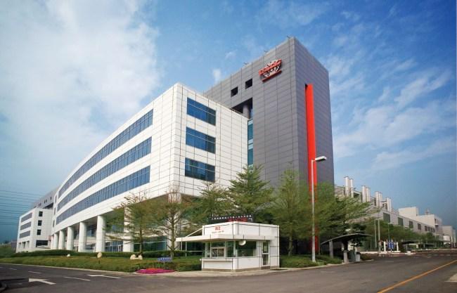 Завод TSMC Fab 6 в Синьчжу