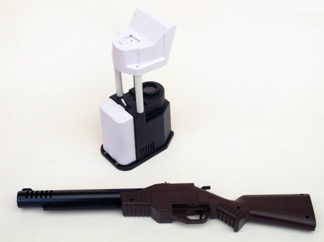 Электронная игрушка Kousenjuu Duck Hunt (1976 год)