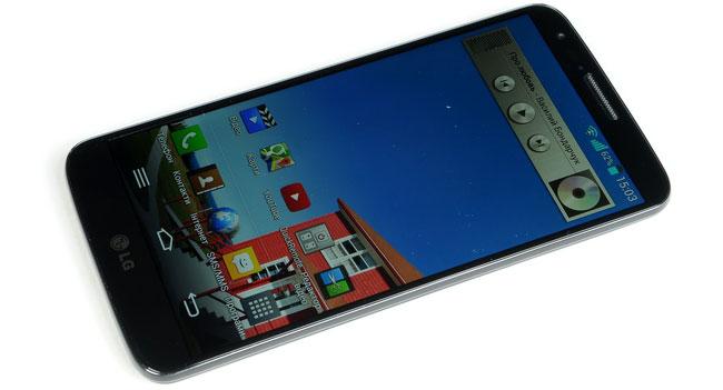 LG начинает принимать предзаказы на смартфон G2 в Украине