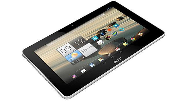 Acer подготовила к IFA 2013 планшет Iconia A3