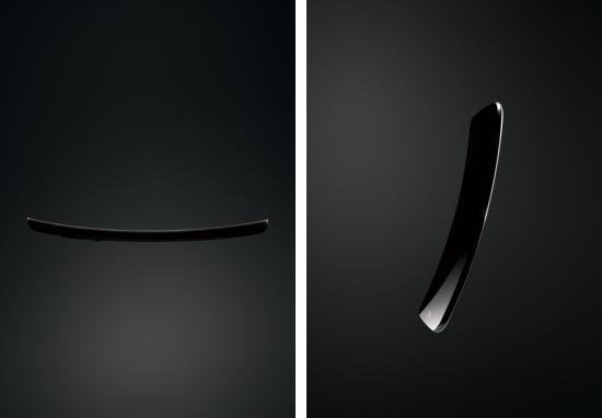 LG также намерена выпустить изогнутый смартфон - G-Flex