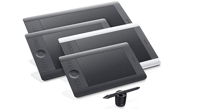 Wacom представляет в Украине графические планшеты Intuos Pro