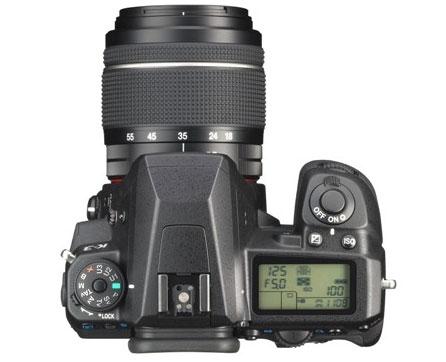 Pentax представляет новую флагманскую зеркальную камеру K-3