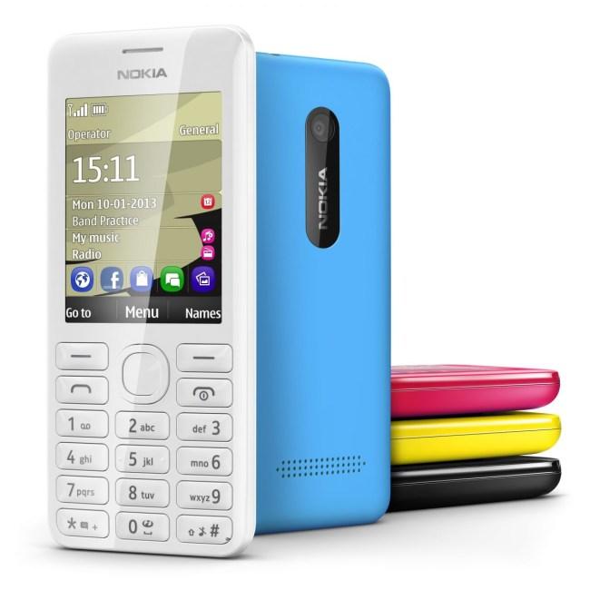 Nokia 206 Dual SIM 15
