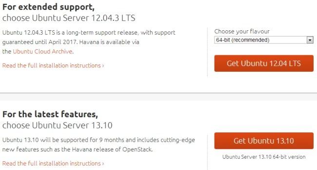 Canonical гарантирует поддержку Ubuntu Server 12.04 до апреля 2017 года