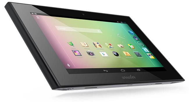Для планшета WEXLER.TAB 7t стало доступно обновление до Android 4.2 и фирменный чехол