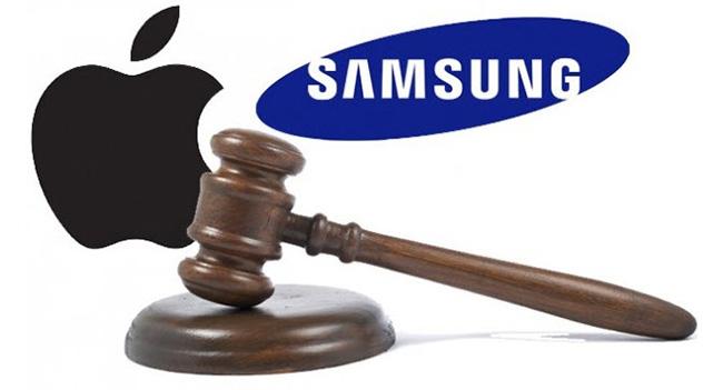 Суд обязал Samsung выплатить более $290 млн компенсации за нарушение патентов Apple
